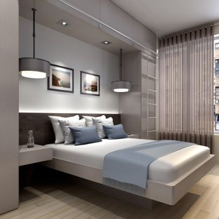 75 Most Popular Modern Bedroom Design Ideas for 2019 - Stylish