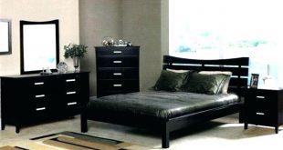 Modern Black Bedroom Set Modern Black Bedroom Furniture Bedroom