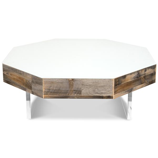 Modern Octagon Coffee Table | Modshop - ModShop