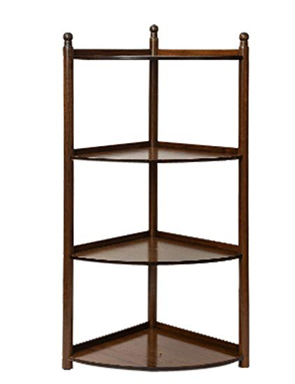Amazon.com: Bookcase Simple And Modern Corner Shelves Living Room