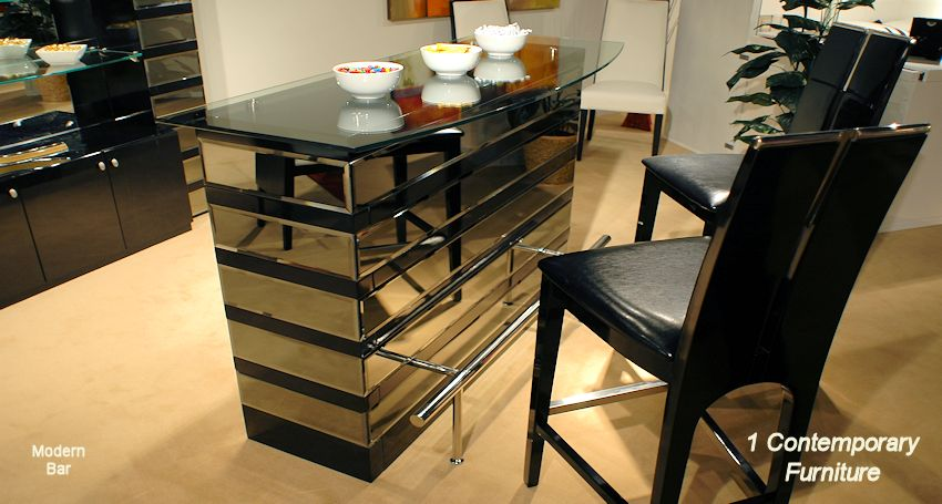 Incredible Modern Home Bar Furniture - Father of Trust Designs