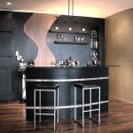 Modern And Eye Pleasing Home   Bar Furniture Ideas