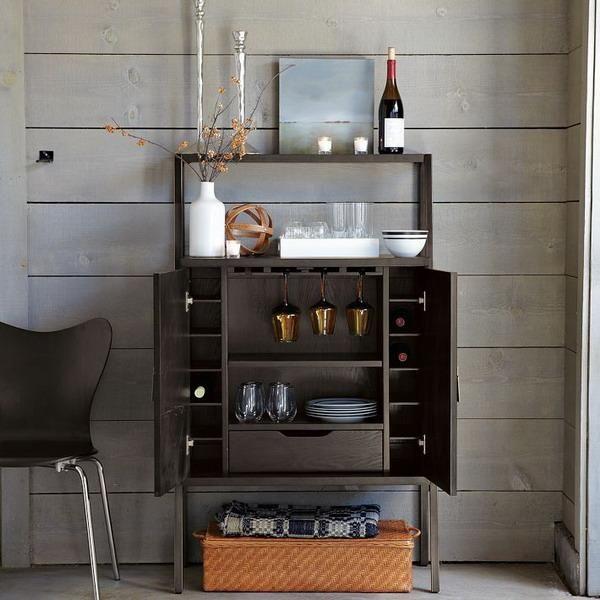 Modern Space Saving Furniture for Home Bar Designs | bar | Bars for
