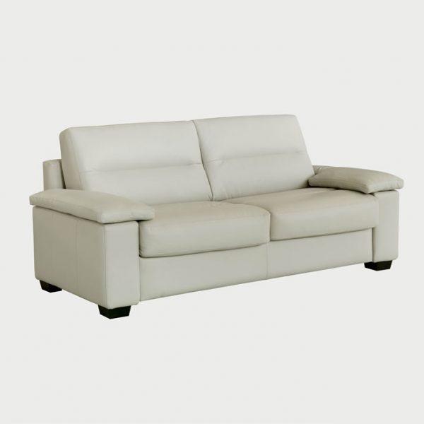 Furbo u2013 Leather Sofa Sleeper(QUEEN) by CTD Italia (QUICK SHIP) 4523