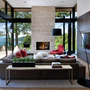 75 Most Popular Modern Living Room Design Ideas for 2019 - Stylish