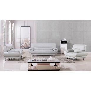 Modern & Contemporary Sleek Living Room Furniture   AllModern