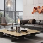 How to get creative with   modern living room furniture?