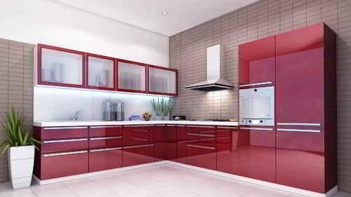 Modular Kitchen at Rs 50000 /unit   Mukherjee Nagar   New Delhi   ID