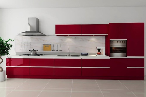 Modern Modular Kitchen   Hrishikesh Engineering Private Limited