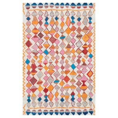 Hand Tufted Moroccan Multi-colored Rug - NuLOOM : Target