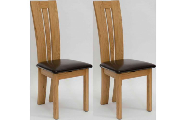 Solid Oak Dining Chairs - sironkamaasai.com