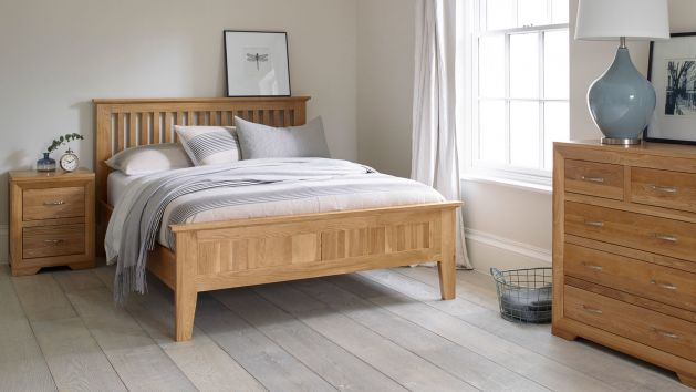 Natural Oak Furniture | Light Oak Furniture | Oak Furnitureland