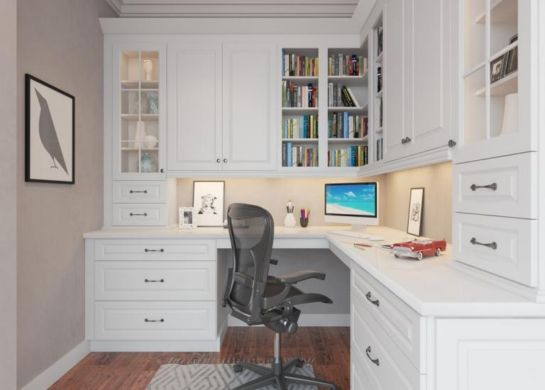 Ready to Assemble Office Cabinetry - Office Cabinetry - Vanities