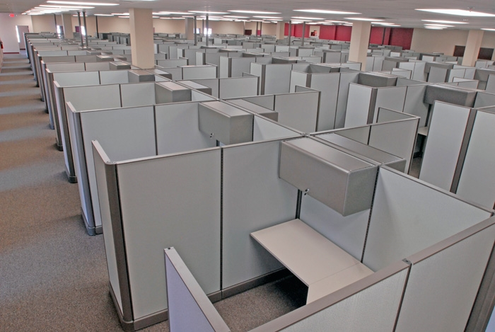 Used Office Cubicles Houston - Your New and Used Office Furniture in