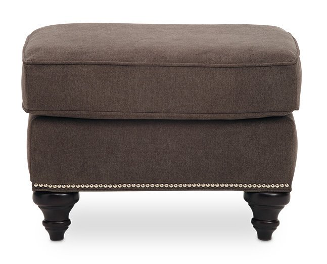 Grey - Stylish Ottomans, Ottoman Furniture | Furniture Row