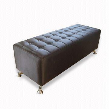 China Storage Ottoman/Stool/Bench/Furniture, Customized Designs and
