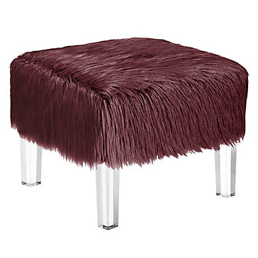 Audrey Ottoman | Benches & Ottomans | Living Room | Furniture | Z