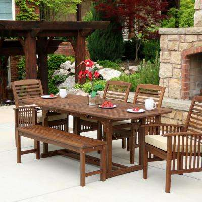 6 Person - Patio Dining Sets - Patio Dining Furniture - The Home Depot