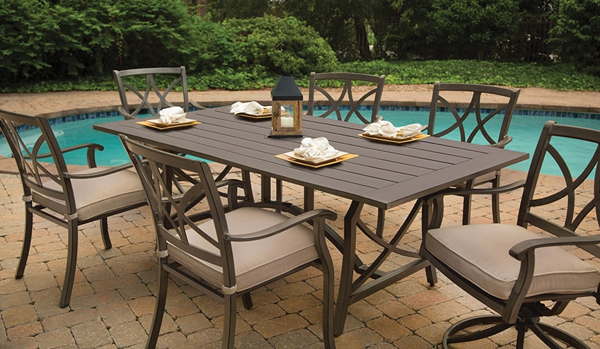Patio Dining Sets | Outdoor Dining Tables & Chairs Long Island NY