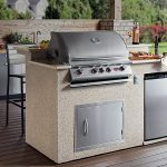 Have Some Of The Best Outdoor   Kitchen Appliances