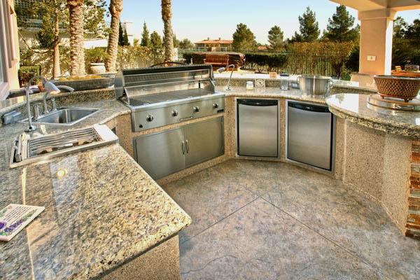 Outdoor Kitchen Appliances Outdoor Kitchen Appliances - Infinity Houses