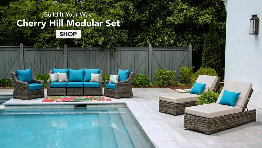 Modern Patio Furniture -- AE Outdoor