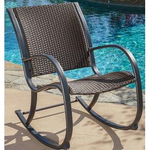 Patio Rocking Chairs & Gliders You'll Love | Wayfair