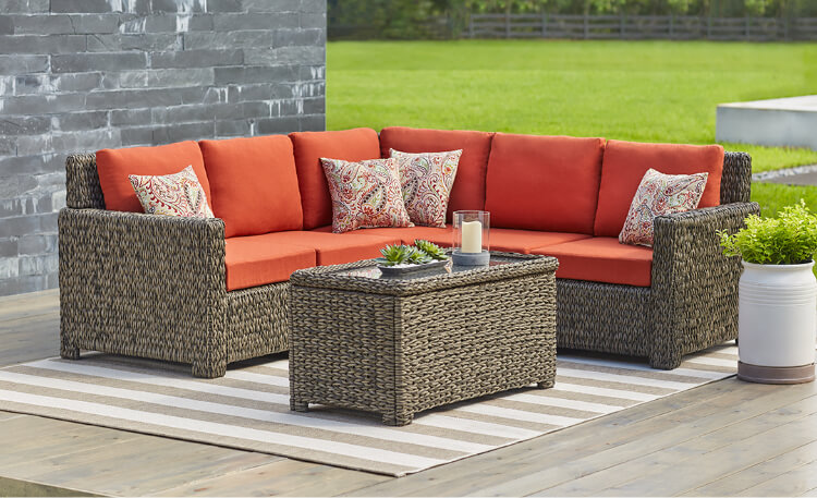 Some Inspiring Ideas For Reviving Your Outside Patio Furniture Decorifusta