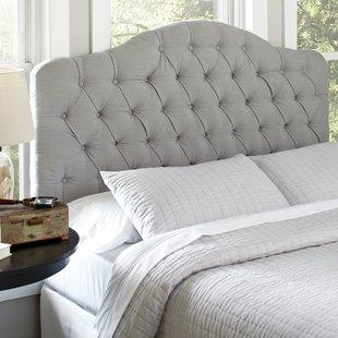 Queen Upholstered Headboards You'll Love | Wayfair