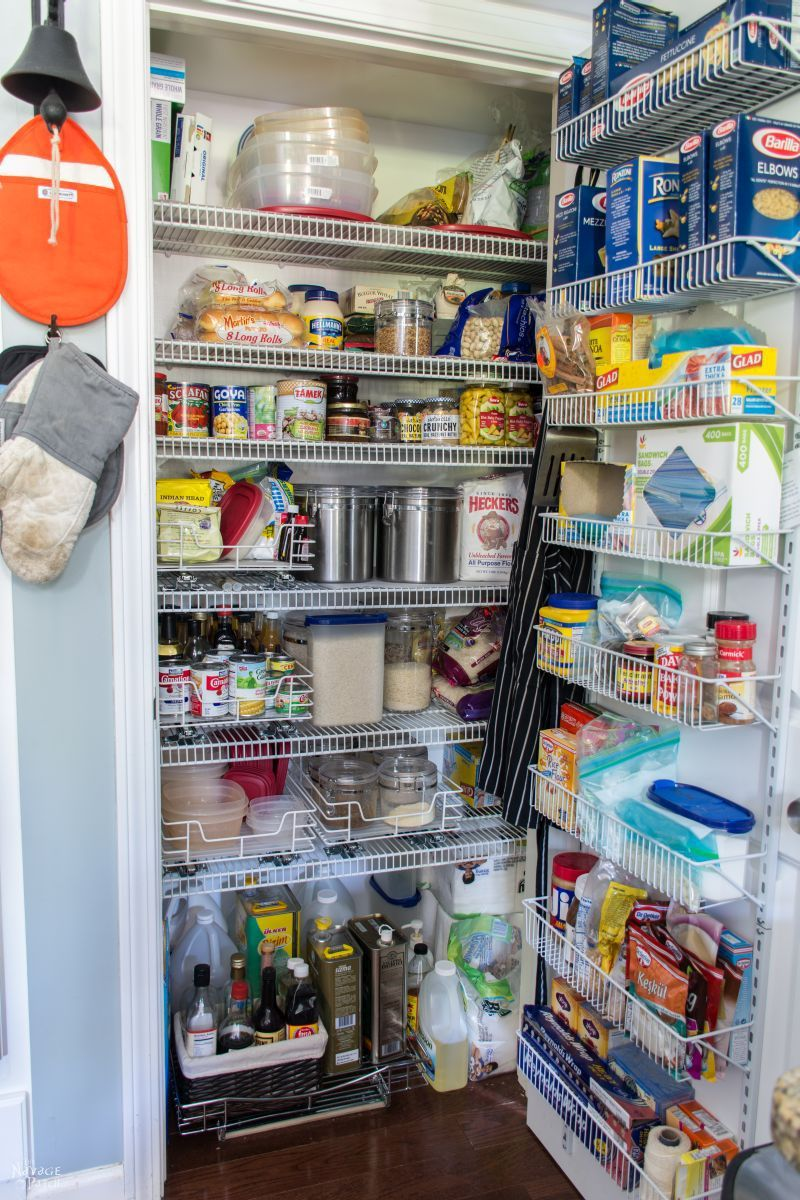 Get Hold Of Amazing Pantry   Organizations