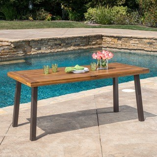 Buy Outdoor Dining Tables Online at Overstock | Our Best Patio