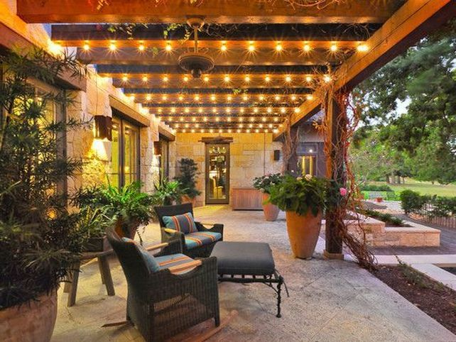 Wonderful Outdoor Covered Patio Lighting Ideas Patio Cover Lighting