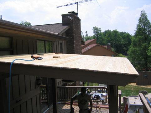 Deer Park Roofing - Metal Patio Roof - Cincinnati and Northern Kentucky
