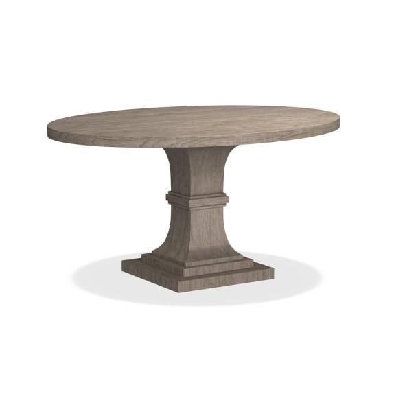 Pedestal Round Dining Table | Williams Sonoma