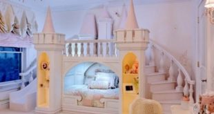 Amazing Girls Bedroom Ideas: Everything A Little Princess Needs In