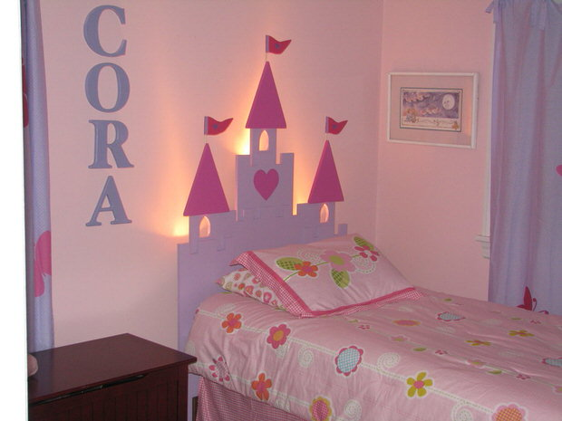 Princess Theme Bedroom u2022 The Budget Decorator