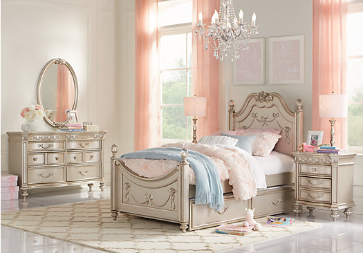 Disney Princess Bedroom Furniture Collection