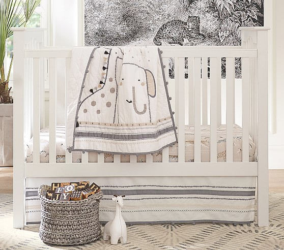 Kendall Convertible Crib | Pottery Barn Kids