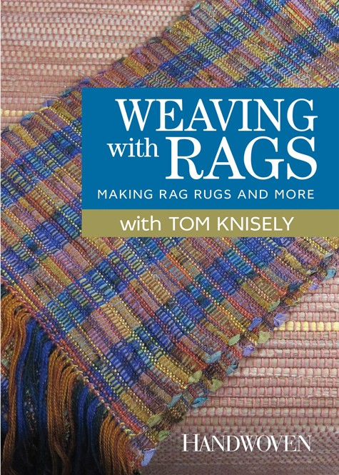 Weaving with Rags: Making Rag Rugs and More, Video Download