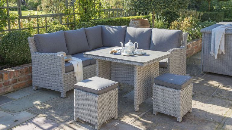The best rattan outdoor furniture | Real Homes