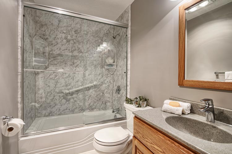 One Day Remodel | One Day Affordable Bathroom Remodel | Luxury Bath