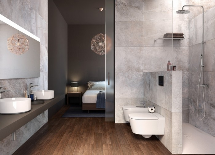 ROCA presents bathroom designs with every solution in mind at SLEEP