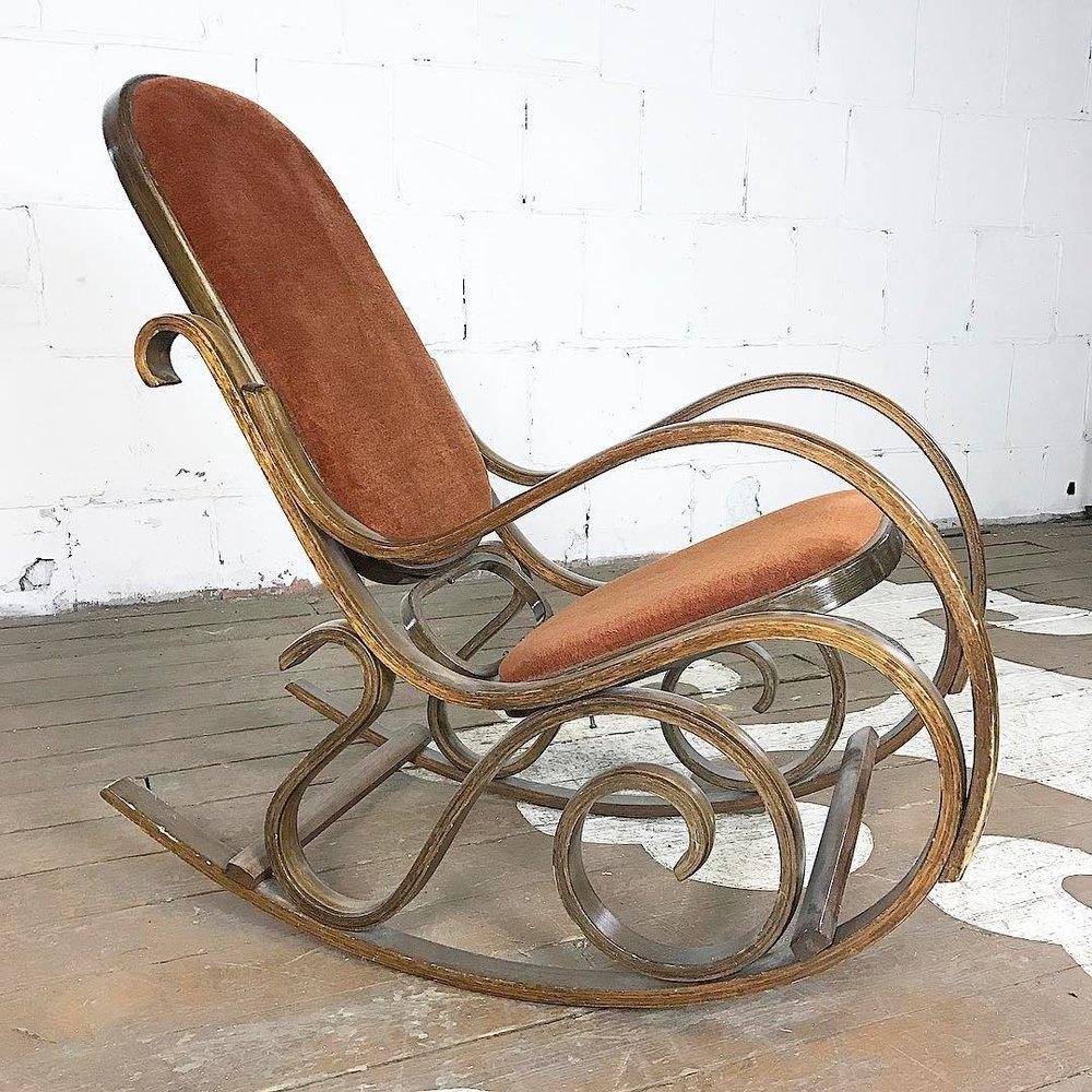 Vintage Rocker u2014 Chairloom