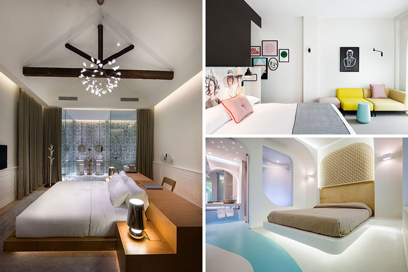 10 Hotel Room Design Ideas To Use In Your Own Bedroom | CONTEMPORIST
