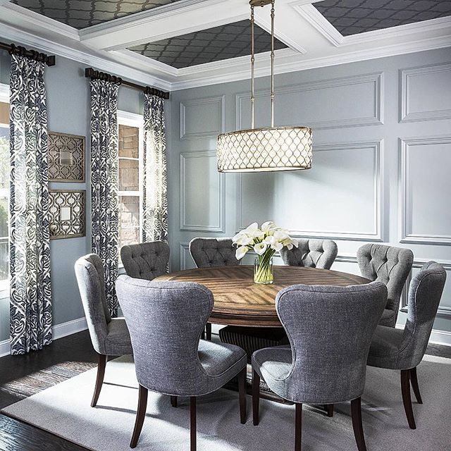 Instagram Post by Interior Design | Welcome Home | Dining room