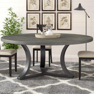 Magnolia Round Dining Table   Wayfair