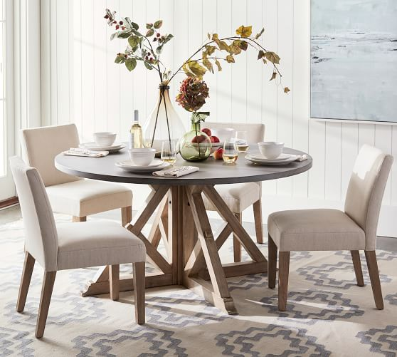 Steps you can use to refinish   your round dining table