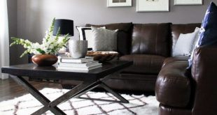 Modern Rustic Living Room and Bedroom | Living Room Ideas | Modern