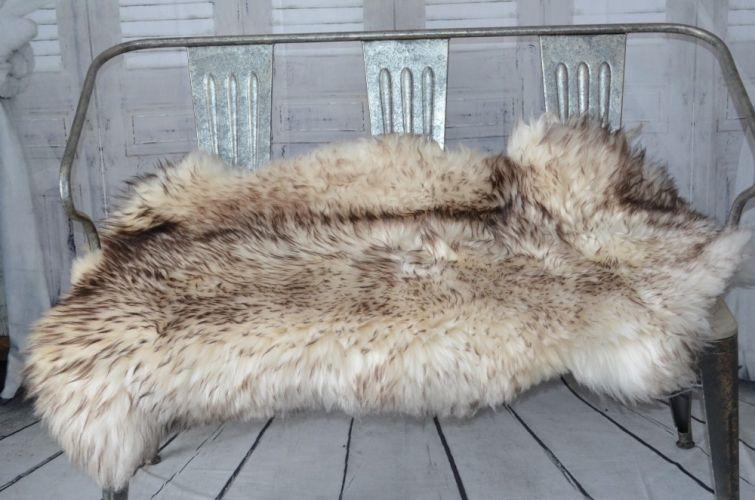 XL Mouflon Brown Tip 59