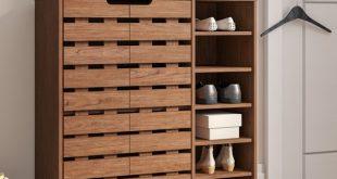 Zipcode Design 18-Pair Shoe Storage Cabinet & Reviews | Wayfair